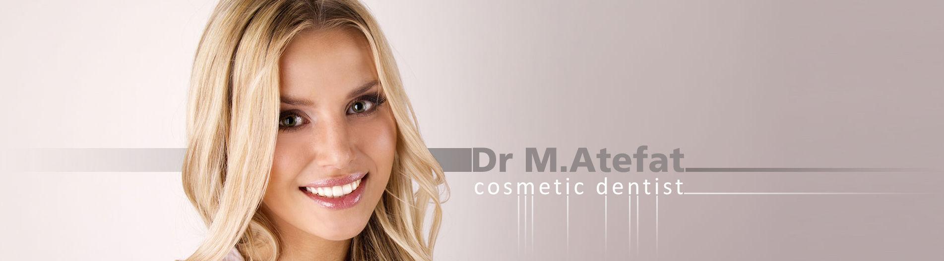 دکتر محمد عاطفت متخصص دندانپزشکی ترمیمی و زیبایی
